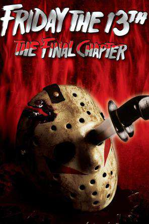 Friday The 13th Part - IV: The Final Chapter, On Demand Movie, Drama DigitalMovies, Horror