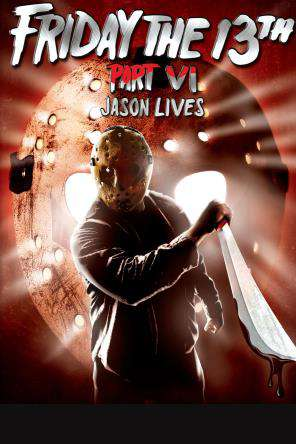 Friday The 13th Part VI: Jason Lives, On Demand Movie, Drama DigitalMovies, Horror