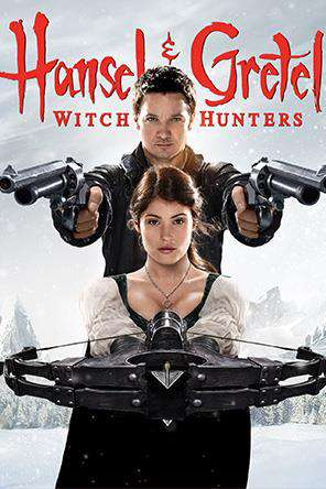 Hansel And Gretel: Witch Hunters, On Demand Movie, Action DigitalMovies, Horror DigitalMovies, Sci-Fi & Fantasy DigitalMovies, Sci-Fi