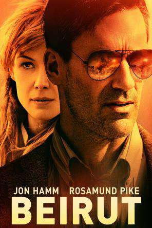 Beirut, On Demand Movie, Drama DigitalMovies, Thriller & Suspense DigitalMovies, Thriller