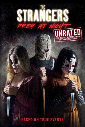 Strangers: Prey At Night (Unrated), On Demand Movie, Horror