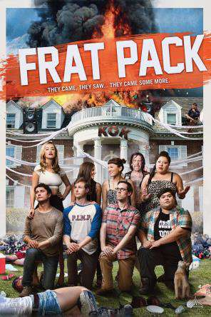 Frat Pack, On Demand Movie, Comedy