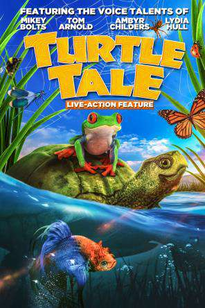 Turtle Tale, On Demand Movie, Family