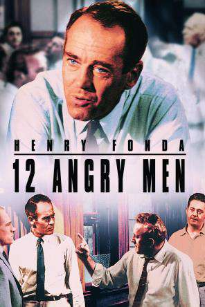 12 Angry Men (1957), On Demand Movie, Drama