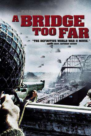 A Bridge Too Far, On Demand Movie, Action DigitalMovies, Adventure