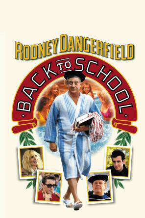 Back To School, On Demand Movie, Comedy