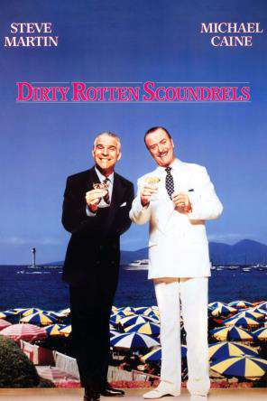 Dirty Rotten Scoundrels, On Demand Movie, Comedy