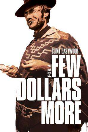 For A Few Dollars More, On Demand Movie, Action