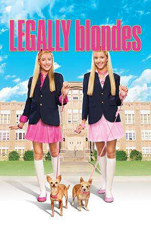 Legally Blondes, On Demand Movie, Comedy