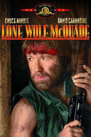 Lone Wolf Mcquade, On Demand Movie, Action