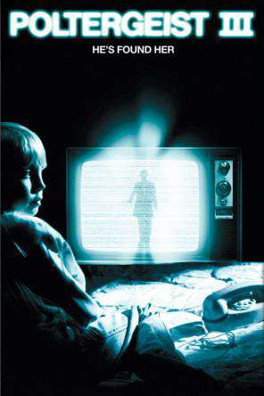 Poltergeist III, On Demand Movie, Horror DigitalMovies, Sci-Fi & Fantasy DigitalMovies, Sci-Fi