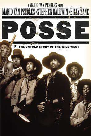 Posse, On Demand Movie, Action