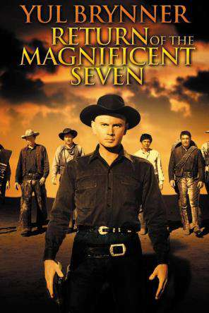Return Of The Seven, On Demand Movie, Action