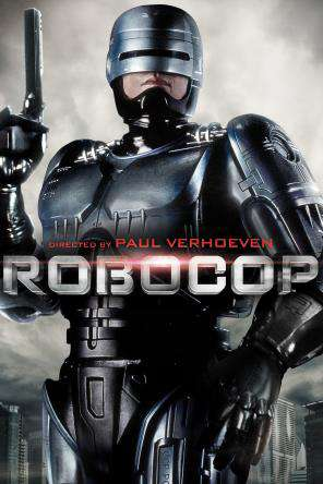 Robocop (1987), On Demand Movie, Action