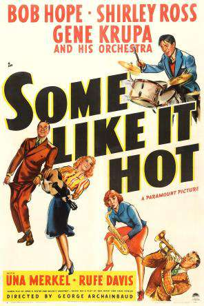 Some Like It Hot, On Demand Movie, Comedy