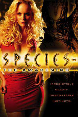 Species: The Awakening, On Demand Movie, Sci-Fi & Fantasy DigitalMovies, Sci-Fi