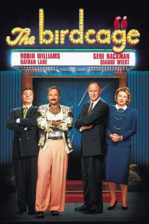 The Birdcage, On Demand Movie, Comedy