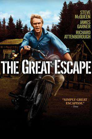 The Great Escape, On Demand Movie, Action