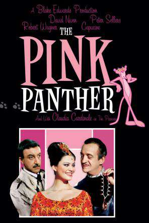 The Pink Panther (1964), On Demand Movie, Comedy