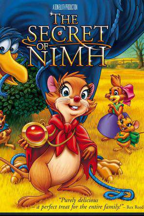 The Secret Of N.I.M.H., On Demand Movie, Animated