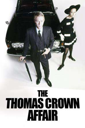The Thomas Crown Affair (1968), On Demand Movie, Drama