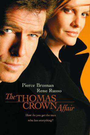 The Thomas Crown Affair (1999), On Demand Movie, Thriller & Suspense DigitalMovies, Thriller