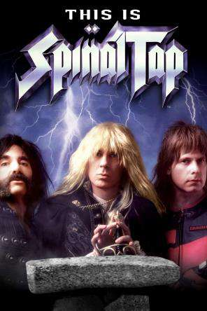 This Is Spinal Tap, On Demand Movie, Comedy