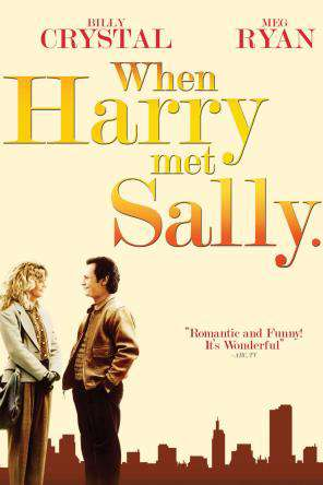 When Harry Met Sally, On Demand Movie, Comedy DigitalMovies, Romance