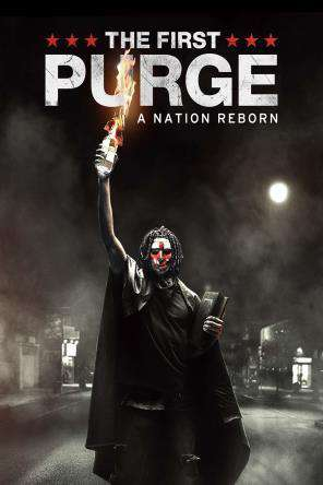 The First Purge, Movie on BluRay, Horror