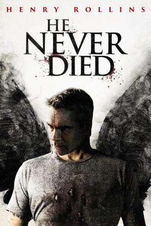 He Never Died, On Demand Movie, Horror