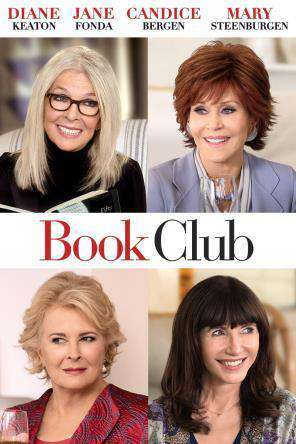 Image result for book club dvd
