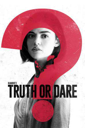 Blumhouse's Truth or Dare (Unrated), On Demand Movie, Horror DigitalMovies, Thriller & Suspense DigitalMovies, Thriller