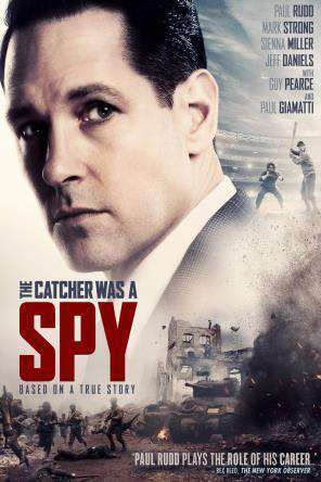The Catcher Was A Spy, On Demand Movie, Drama