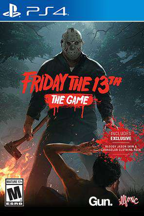 Rent + Friday the 13th: The Game | Video Game Rentals from