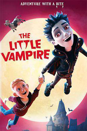 The Little Vampire (2017), Movie on DVD, Kids Movies, Family