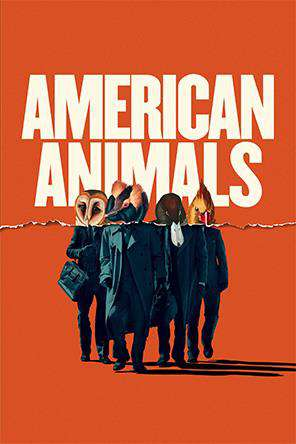 American Animals, Movie on DVD, Action Movies, Adventure Movies, Thriller & Suspense