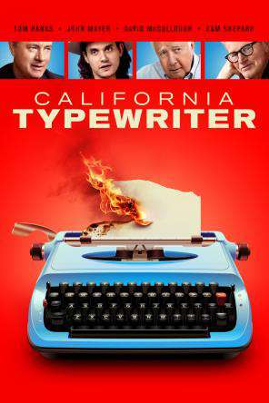 California Typewriter, On Demand Movie, Special Interest