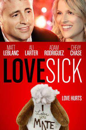 Lovesick, On Demand Movie, Comedy DigitalMovies, Romance