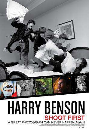 Harry Benson: Shoot First, On Demand Movie, Special Interest