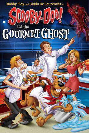 Scooby Doo and the Gourmet Ghost, Movie on DVD, Family Movies, Kids