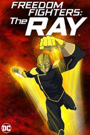 DC Freedom Fighters: The Ray, Movie on DVD, Family