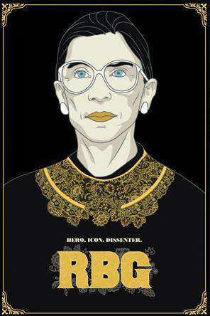 RBG, On Demand Movie, Special Interest