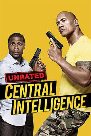 Central Intelligence (Unrated), On Demand Movie, Action DigitalMovies, Comedy