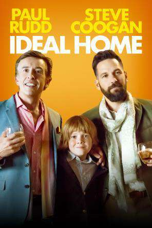 Ideal Home, Movie on DVD, Comedy