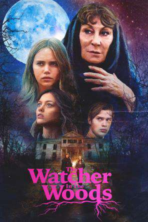 The Watcher In The Woods, Movie on DVD, Thriller & Suspense