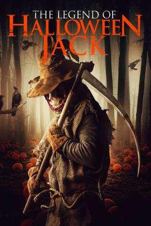 The Legend of Halloween Jack, Movie on DVD, Horror
