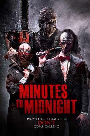 Minutes To Midnight, Movie on DVD, Horror