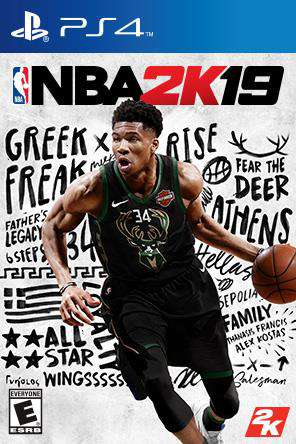 Rent + NBA 2K19 | Video Game Rentals from Redbox