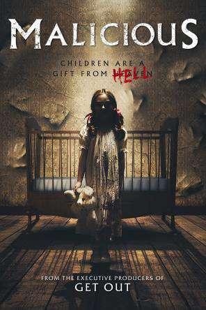 Malicious, Movie on DVD, Thriller & Suspense Movies, Horror