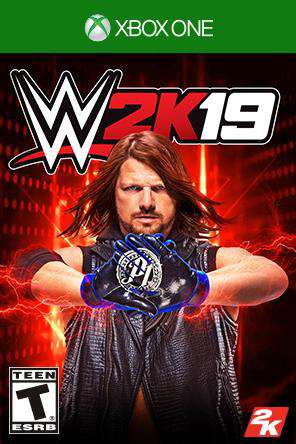Rent + WWE 2K19 | Video Game Rentals from Redbox